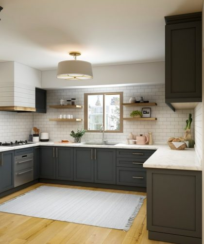5 Clever Ways to Use Your Kitchen's Real Estate